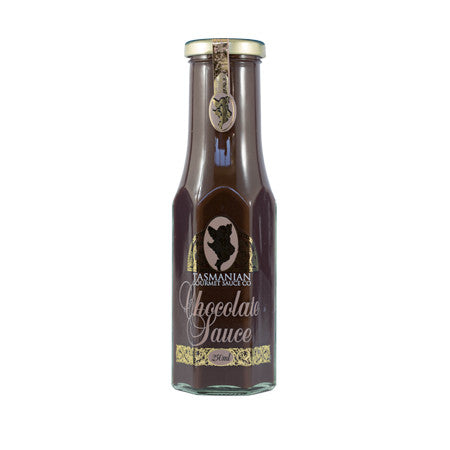 The Tasmanian Gourmet Sauce Co. Chocolate Dessert Sauce