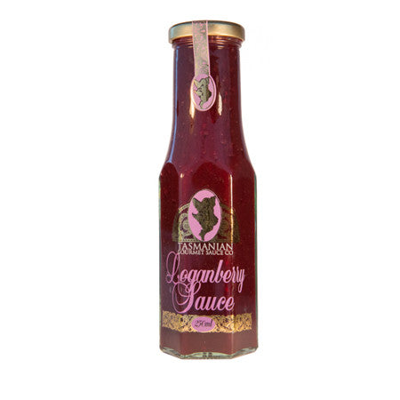 The Tasmanian Gourmet Sauce Co. Loganberry Dessert Sauce