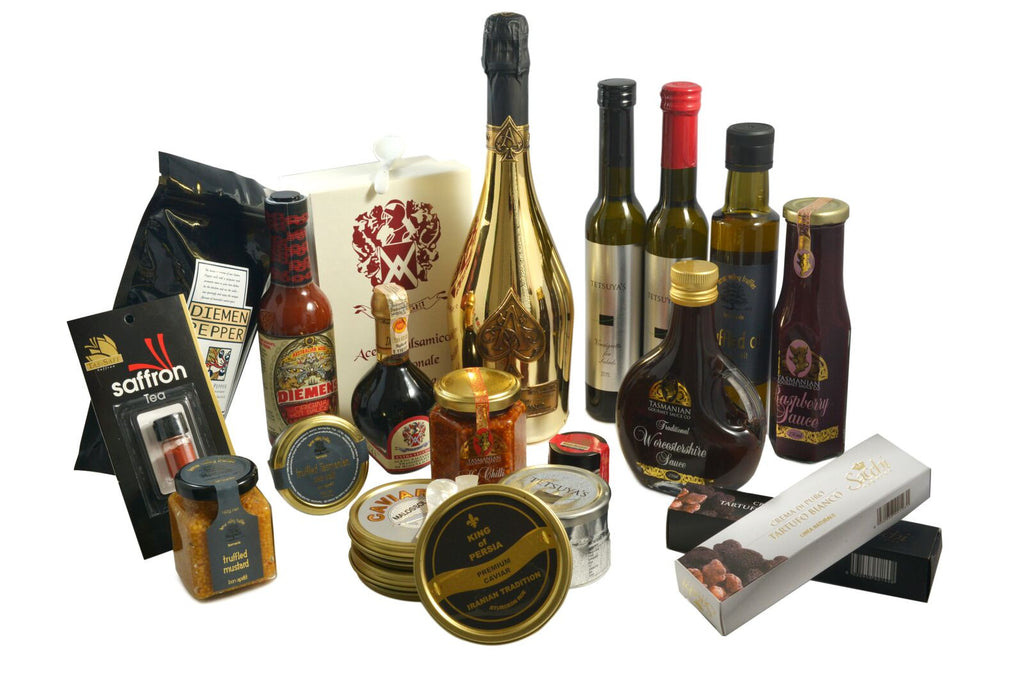 Luxury Gourmet Gift Collection