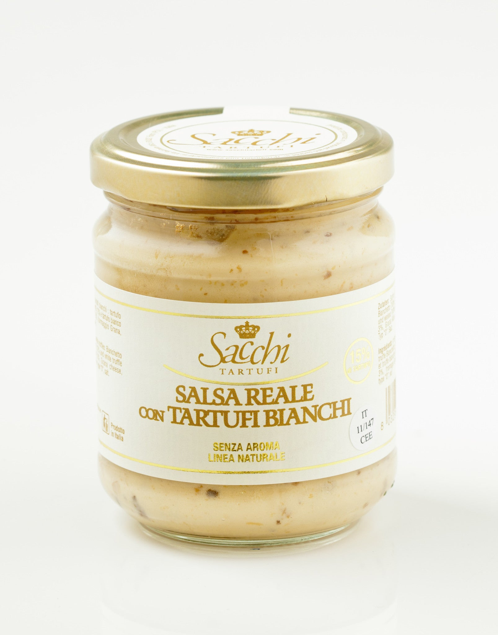 Natural White Truffle Sauce