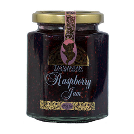 The Tasmanian Gourmet Sauce Co. Raspberry Jam