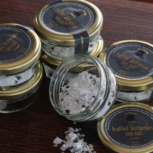 TASMANIAN TRUFFLED SEA SALT