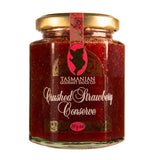 The Tasmanian Gourmet Sauce Co. Crushed Strawberry Jam