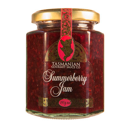 The Tasmanian Gourmet Sauce Co. Summerberry Jam