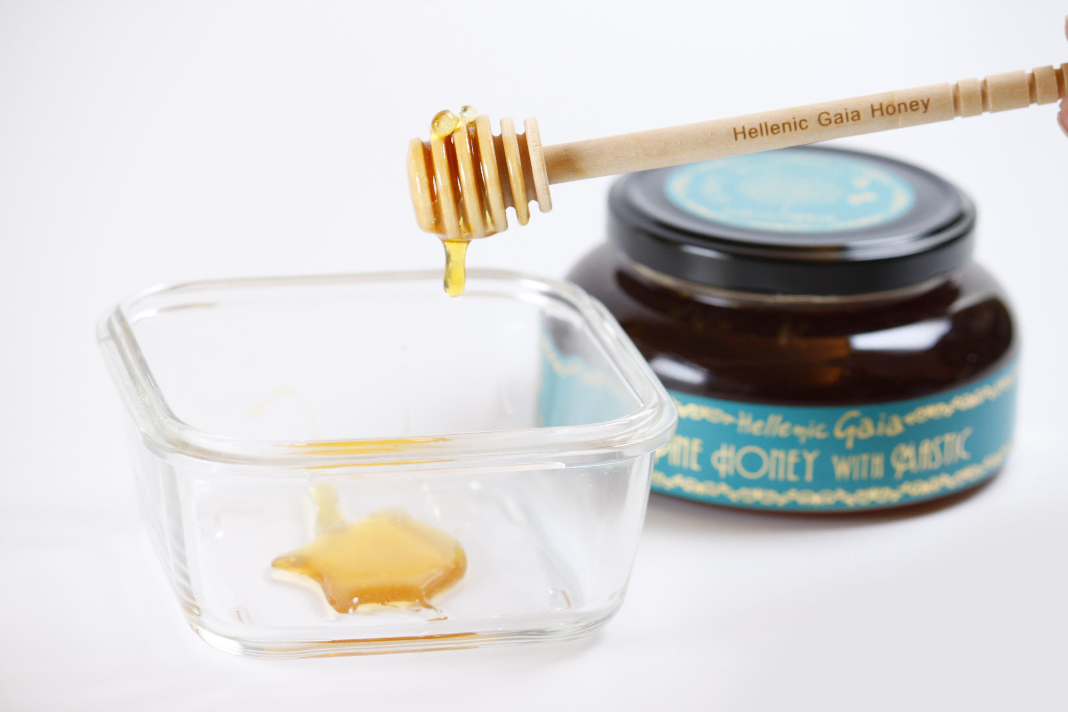 Thyme Honey With Mastic