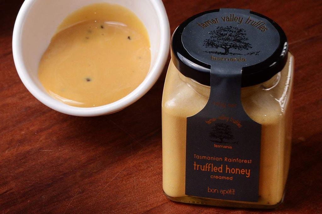 TASMANIAN RAIN FOREST CREAMED TRUFFLED HONEY