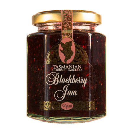 Emporio Antico Blackberry Jam from the Tasmanian Gourmet Sauce Company