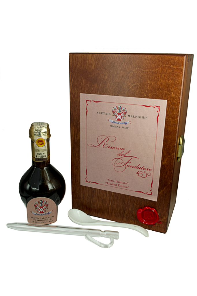 TRADITIONAL BALSAMIC VINEGAR AGED 150 YEARS