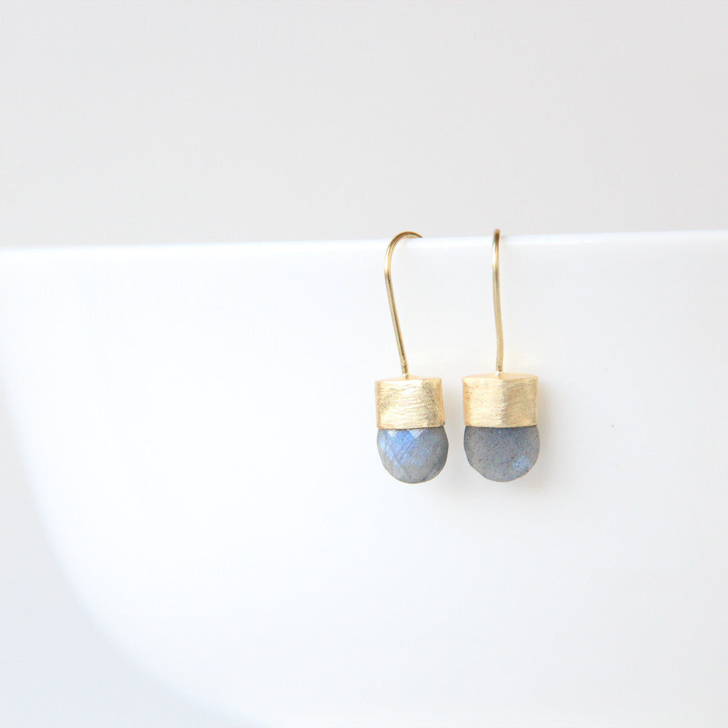 Marie Earrings, Earrings - Alleura Atelier