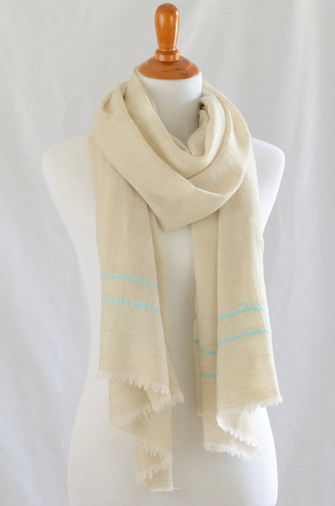Edelweiss Scarf, Accessories - Alleura Atelier