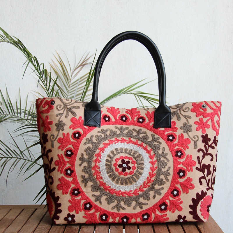 Emma Tote Bag, Bags - Alleura Atelier