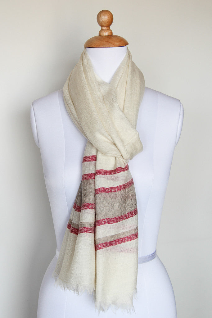 Malted Berry Scarf, Accessories - Alleura Atelier