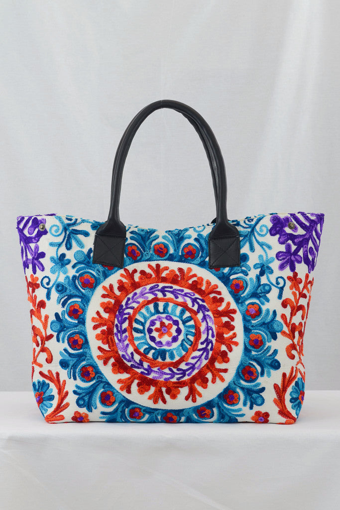 Margaux Tote Bag, Bags - Alleura Atelier