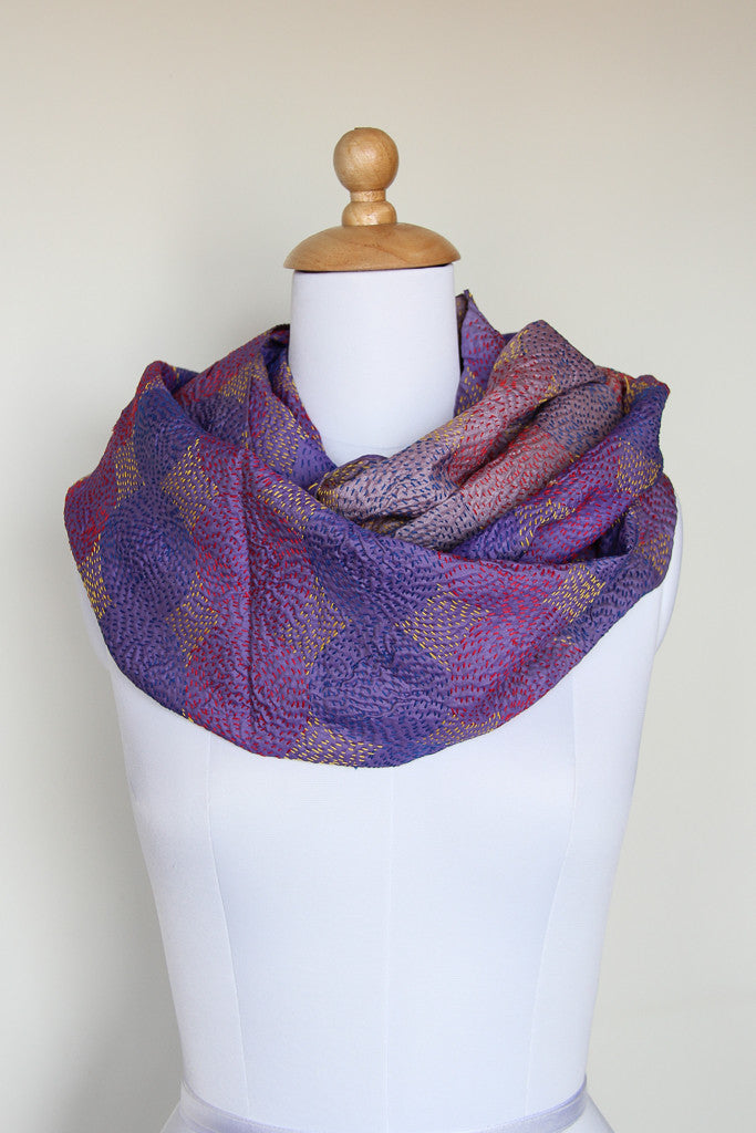 Mystical Infinity Scarf, Accessories - Alleura Atelier