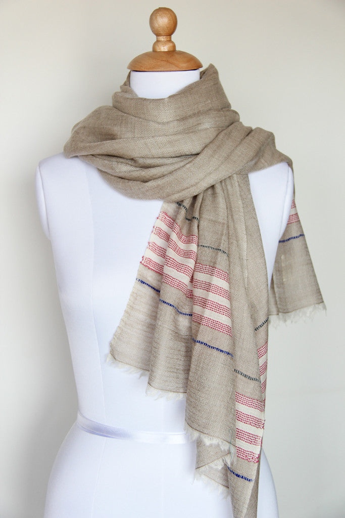 Topsail Scarf, Accessories - Alleura Atelier
