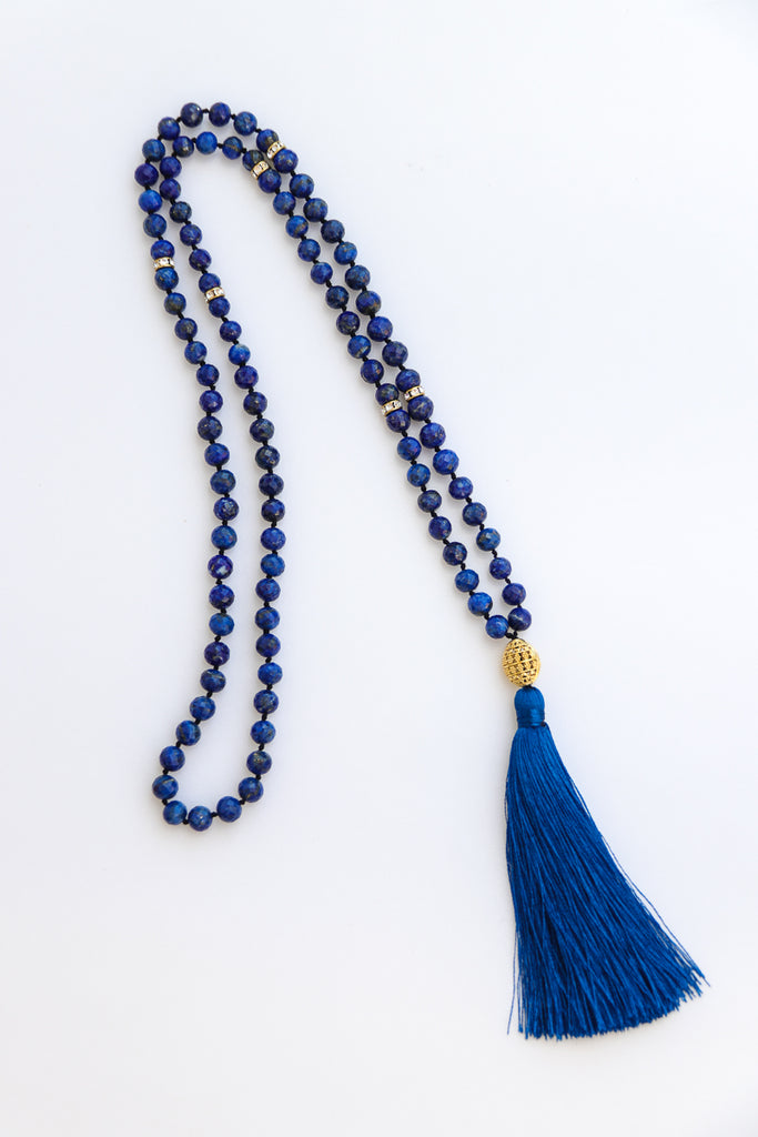 Naya Tassel Necklace