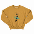 "Yellow ""Koma"" Sweater"