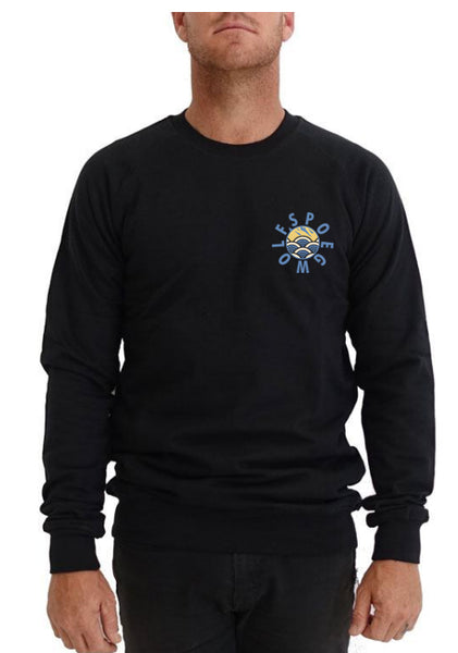Spoegwolf Black Sweater