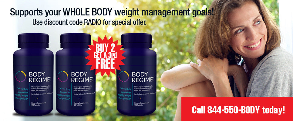 Body Regime™ Weight Management Support Formula