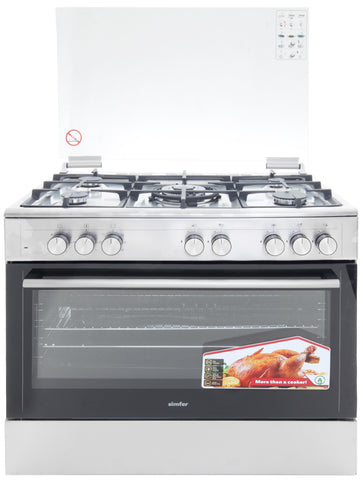 HOME APPLIANCES-5TOP GAS STOVE