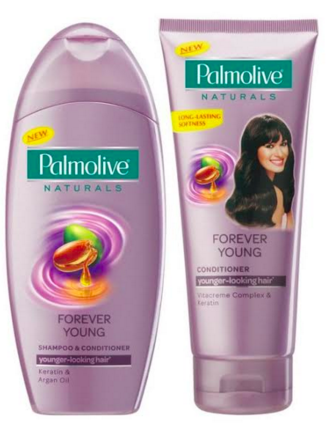 Palmolive Shampoo and Conditioner