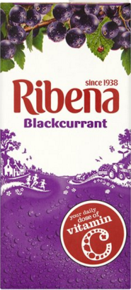FRUIT JUICE-Ribena 1ltr