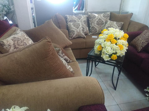 HOME FURNISHING-SECTIONAL LOUNGE SUITE