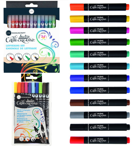 *NEW* Callicreative Pen Sets