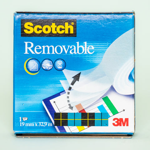 Scotch 3M Removable & Repositionable Tape