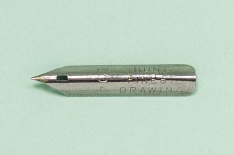 Speedball Hunt 104 Finest Drawing Pen