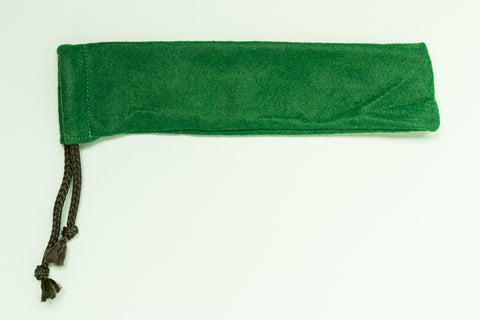 Green Felt Pocket for Burnishers