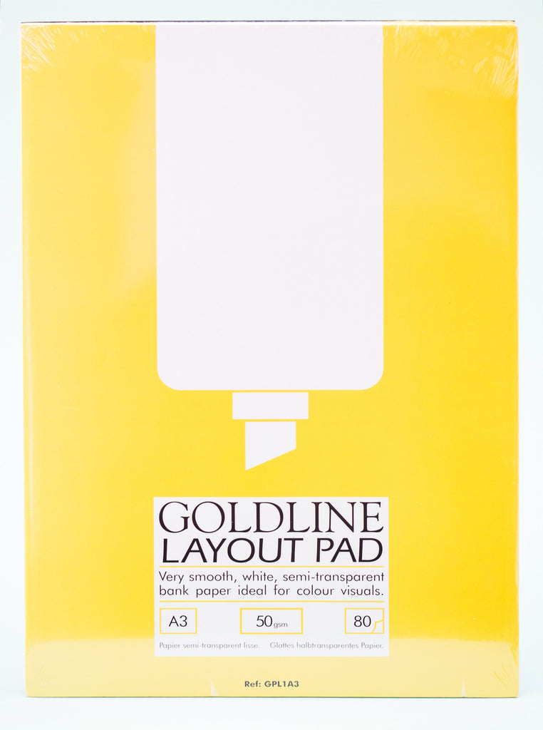 Goldline Layout Pad