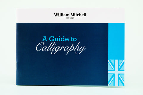 'A Guide To Calligraphy' book by William Mitchell