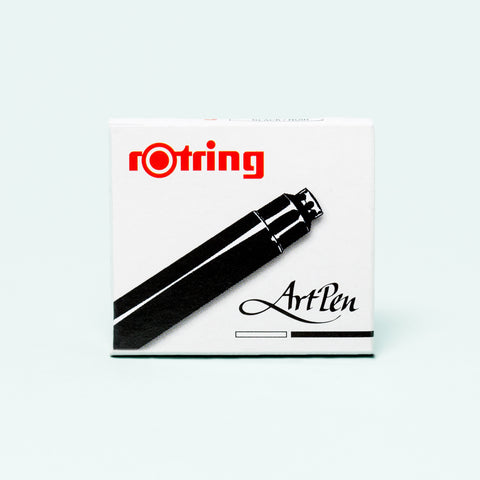 Rotring Art Pen Cartridges - box of 6