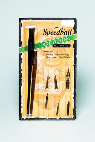 Speedball Project Set - Sketching