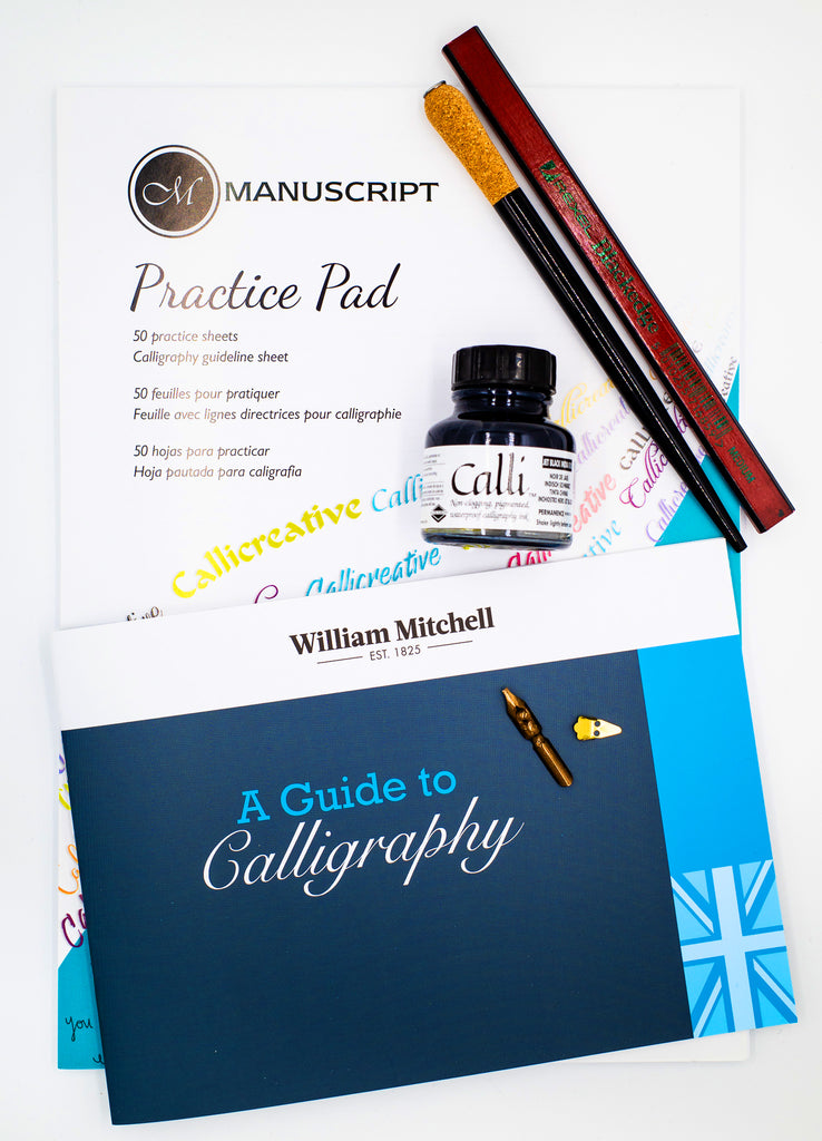 Traditional Calligraphy Beginner's Kit