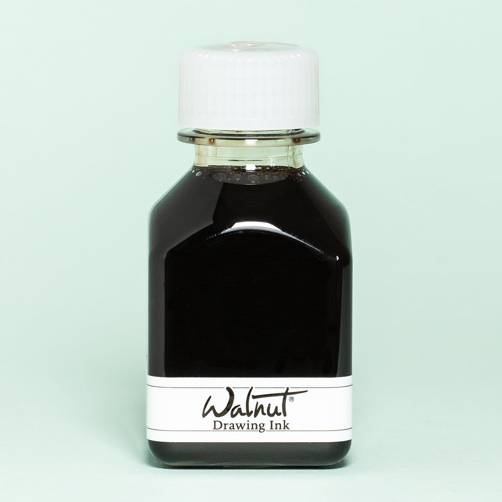 Tom Norton's Walnut Drawing Ink