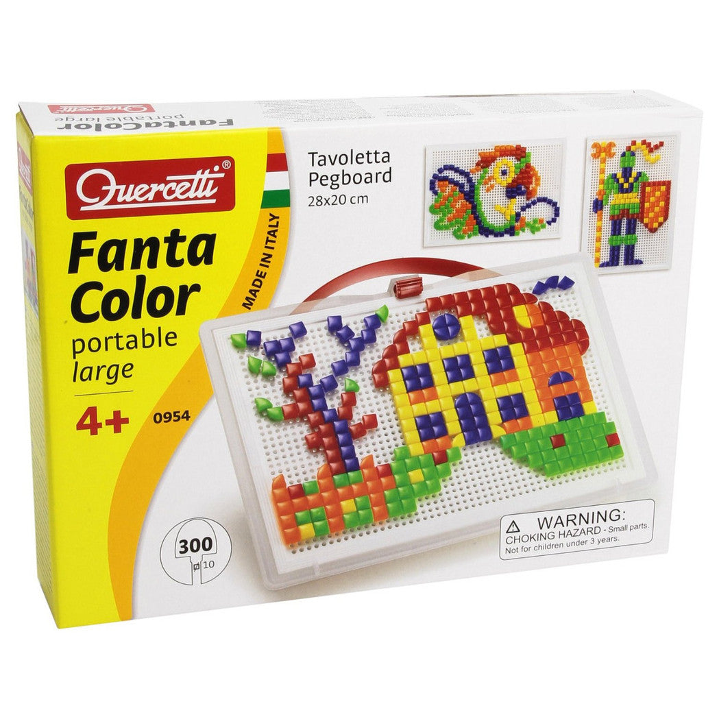 FantaColor Portable (300 mixed pegs) - Edunique