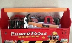 Tool Set 10pc in Tool Box - Edunique