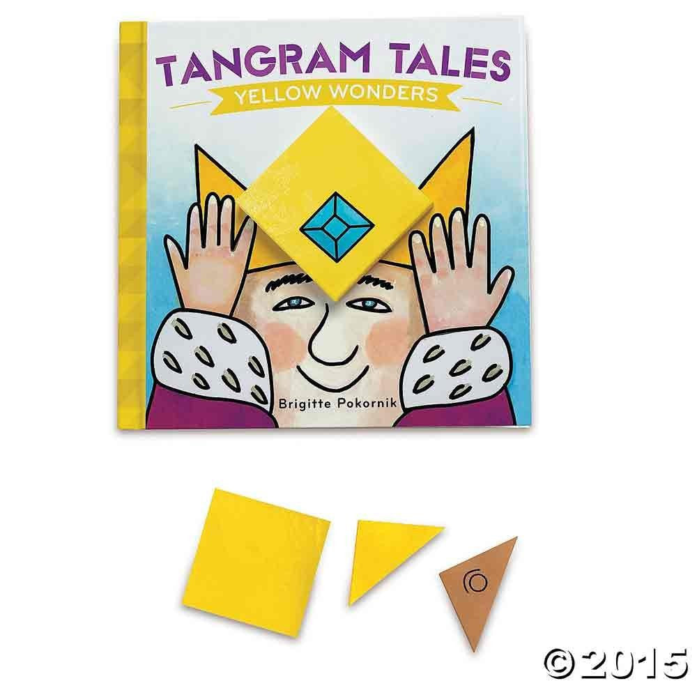 Tangram Tales Yellow - Edunique  - 1