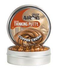 Copper Crush Thinking Putty