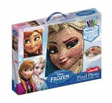 Pixel  Photo Disney Frozen Elsa & Anna - Edunique  - 1