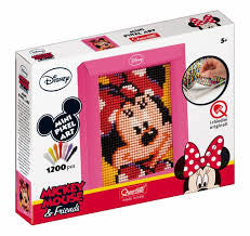 Pixel Art Mini Minnie - Edunique
