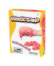 Kinetic Sand 2.27kg Colour Pink