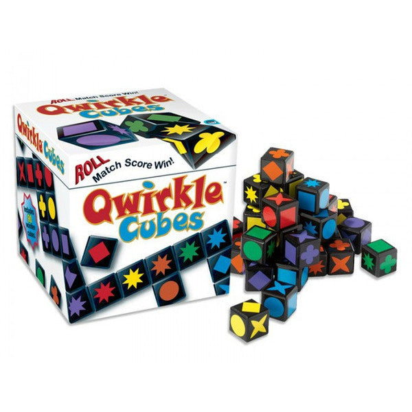 Qwirkle Cubes - Edunique