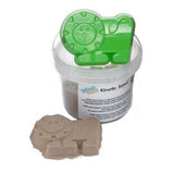 Kinetic Sand 850gm Round Tub & Shaper - Edunique  - 1