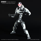 Endo The Skeleton 3D Printed Action Figure (Digital Files) - Toy Forge