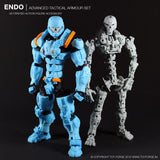 Endo Advanced Tactical Armour Kit (Digital Files) - Toy Forge