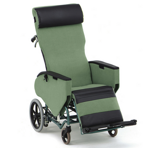 Plush Wheelchair Bed - Fully Tilt and Reclining
