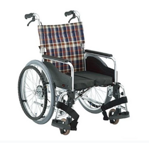 Wheelchair Aluminium Lightweight for Dementia with Autobrake System